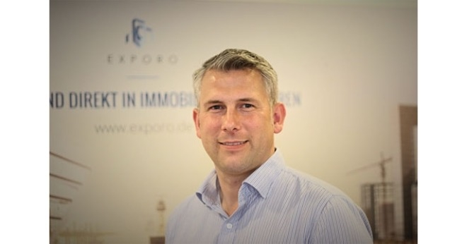 Dr. Björn Maronde is Chief Marketing Officer of Exporo AG